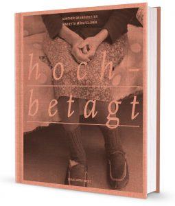 "Cover des Buchs ""hochbetagt"""